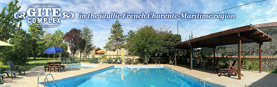 Gite complex holidays in France - pricing page