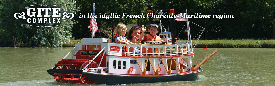 Gite complex holidays in France recommendations